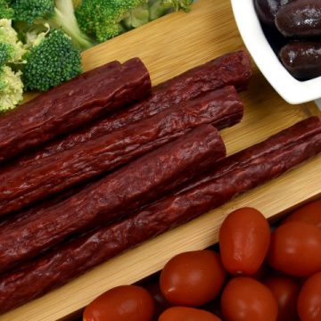 Plain Beef Sticks